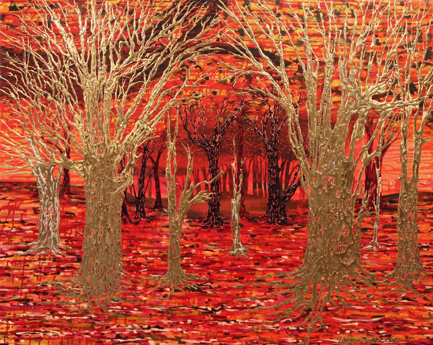 Autumn Glade b